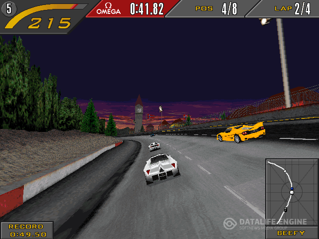 The Need for Speed - 1994